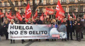 Devastador golpe para el Gobierno: primera jueza admite reglas de la OIT para declarar Legal huelga