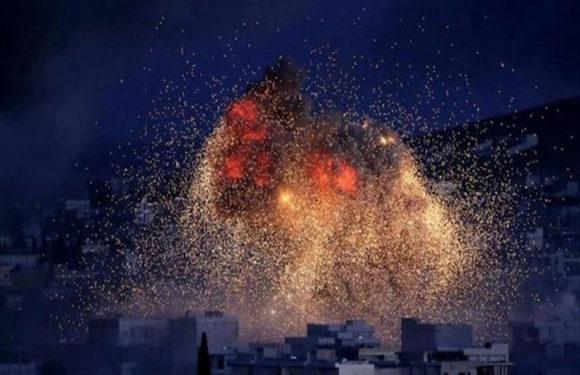 Siria pide a ONU investigar uso de fósforo blanco en ataque de EE.UU.