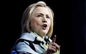 Hillary Clinton dice hay que votar contra «el radicalismo y la corrupción» de Trump