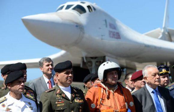 Bombarderos Rusos y barcos de guerras Iranies en Venezuela, Teme Maduro intervencion Militar ?