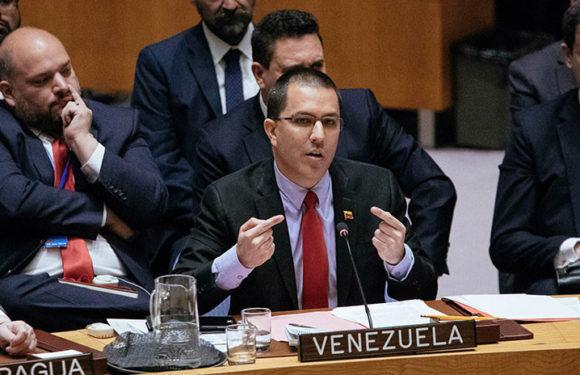 Canciller venezolano en la ONU: «No van a lograr llevar a Venezuela a una guerra civil»