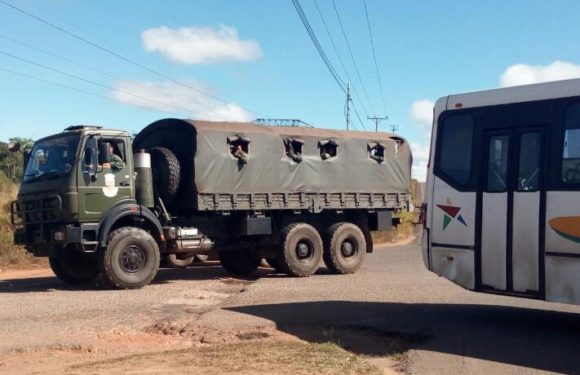 Dgcim tomó Fuerte Escamoto en Santa Elena de Uairén por presunto intento de alzamiento militar