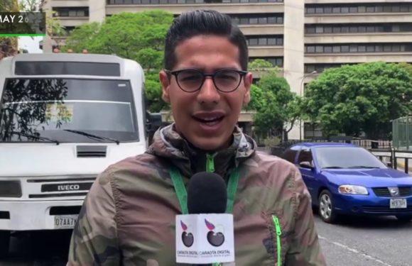 «No nos alcanza para comer, es necesario que cese la usurpación»: transportistas de Caracas piden la salida de Maduro