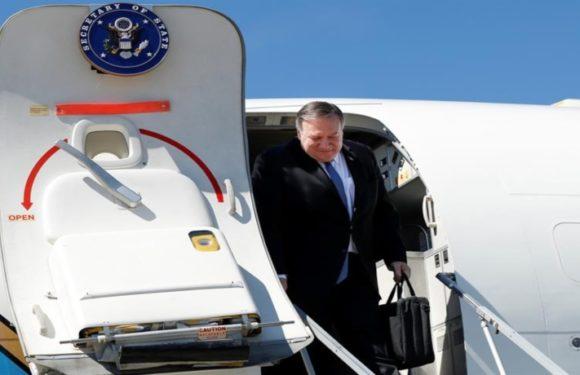 Pompeo llegó a Rusia para hablar de la crisis en Venezuela e Irán