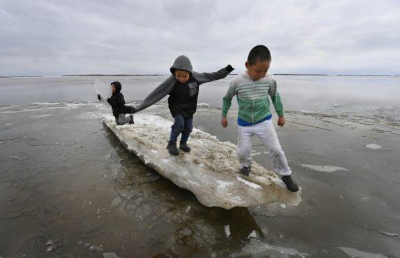 Pueblos Nativos de Alaska amenzados por cambio climático