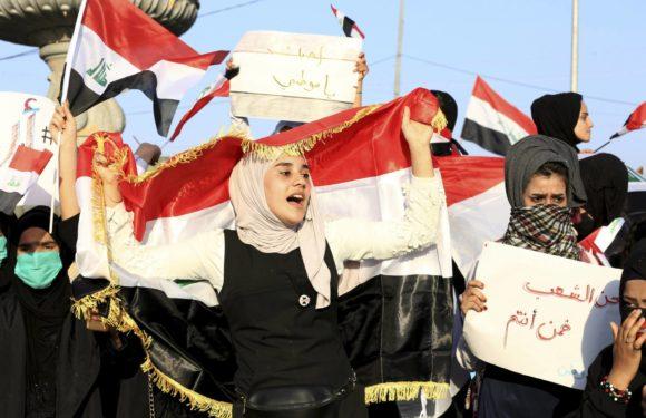 Los líderes políticos de Irak buscan un reemplazo del primer ministro tras las protestas