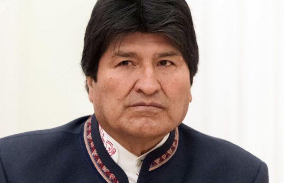 Evo Morales denuncia que Interpol lo busca por delitos inexistentes