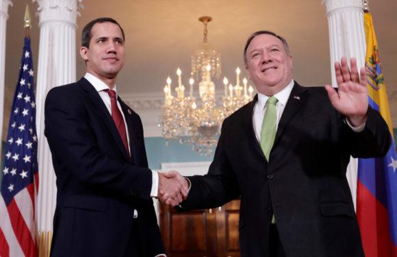 Pompeo propone un «gobierno de transición» en Venezuela sin Maduro ni Guaidó al frente