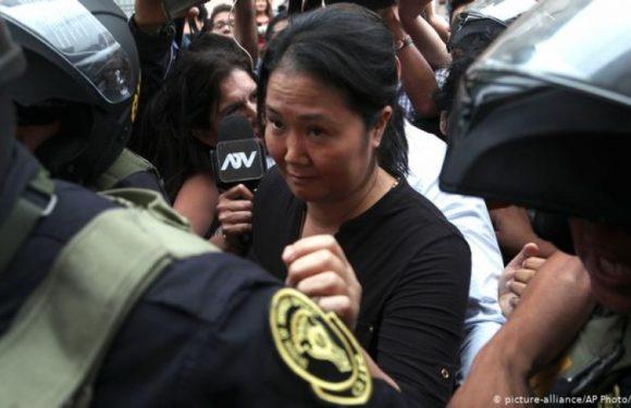 Keiko Fujimori pide salir de prisión por temor a contraer COVID-19