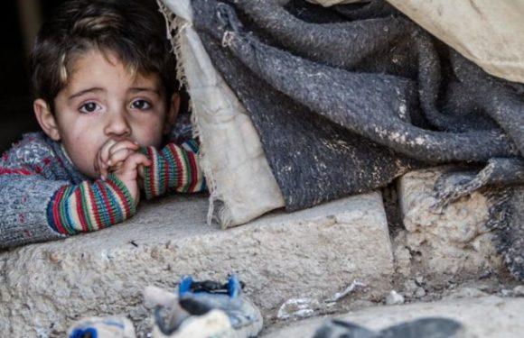El virus del hambre mata a 8.500 niños al dia, y la medicina existe , son las cifras que no quieren que se conozcan.