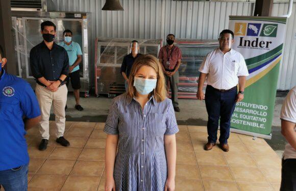 Organización de productores en Guanacaste recibió  el primer «Crédito en Marcha» del Inder