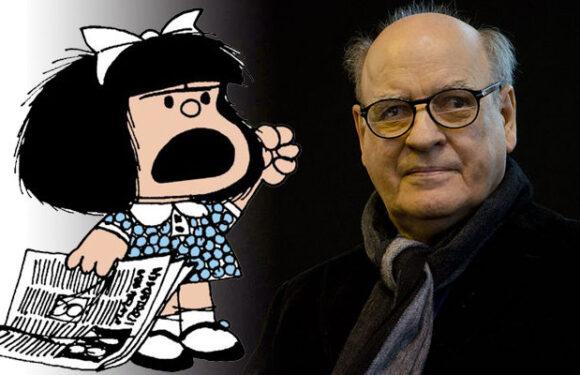 Gobierno argentino decreta un día de duelo por muerte de humorista gráfico Quino