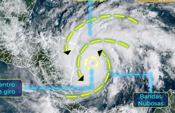 Huracán Iota alcanza categoría 5 al acercarse a Centroamérica