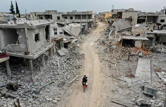 Dos menores muertos y dos heridos al explotar una mina en Siria