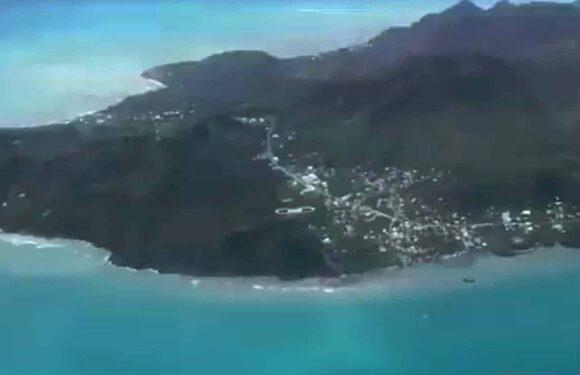 Devastación en islas colombianas por paso de Huracán Iota